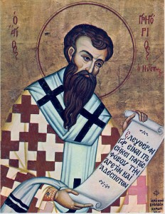 Gregory Nyssa